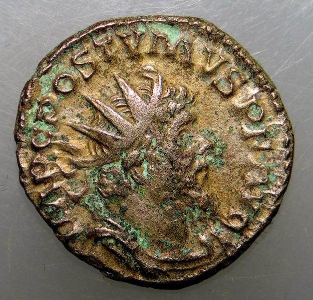 Monnaie de Postume ... Collection Esugenos Dsc00956