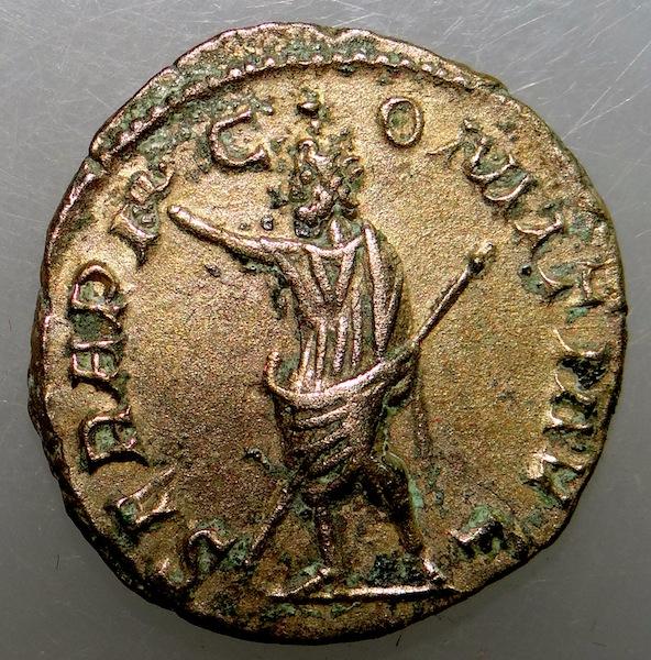 Monnaie de Postume ... Collection Esugenos Dsc00957