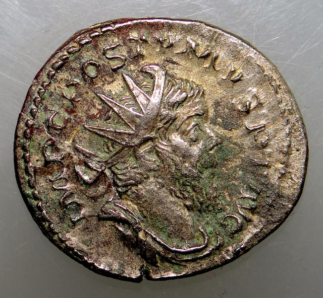 Monnaie de Postume ... Collection Esugenos Dsc01010