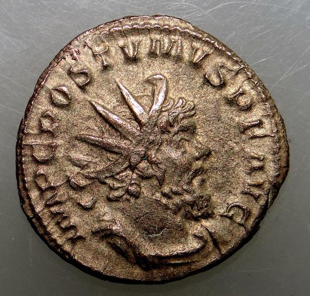 Monnaie de Postume ... Collection Esugenos Dsc01029