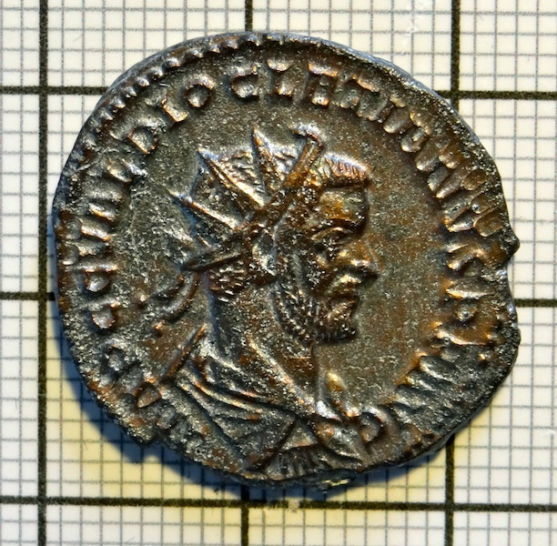 Collection Dioclétien ... Esugenos Dsc05651