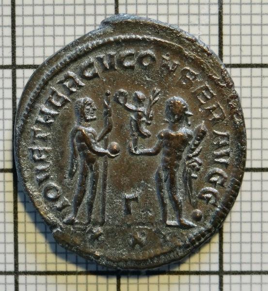 Collection Dioclétien ... Esugenos Dsc05667