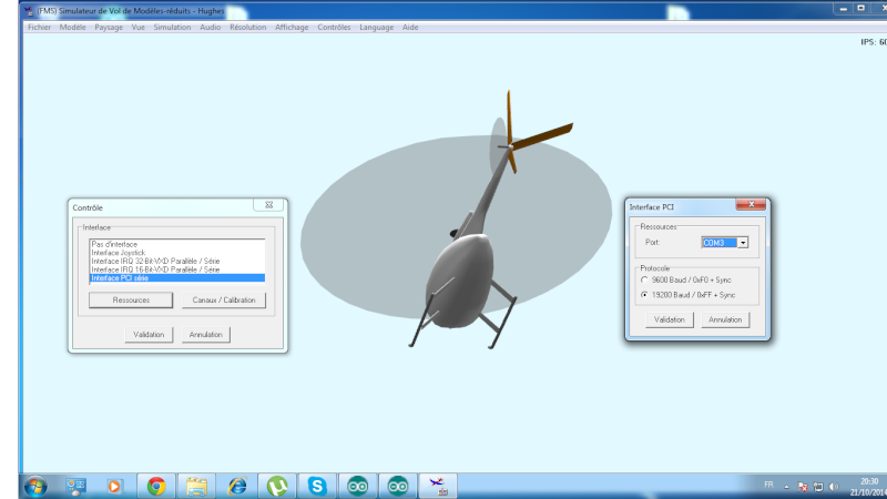 Home made QudCopter ORIA by Fethi - Page 2 Wii_fm10