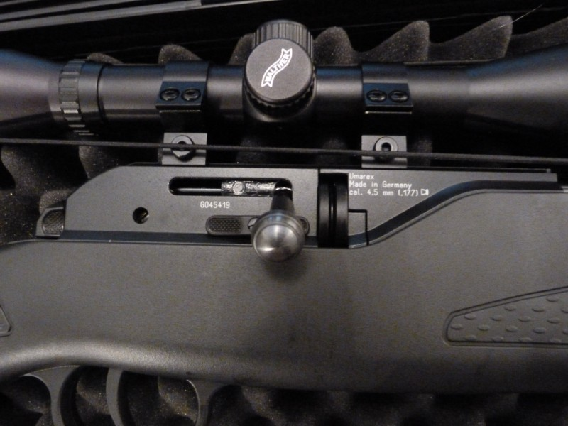 Hammerli 850 Airmagnum XT 8a10