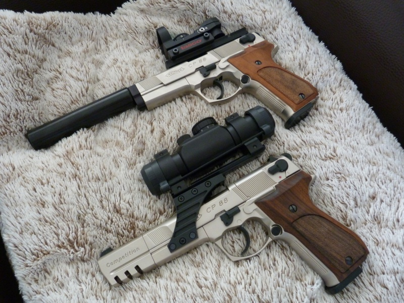 Les pistolets Co2 qui peuvent être équipés d'un silencieux - Page 2 P1040520