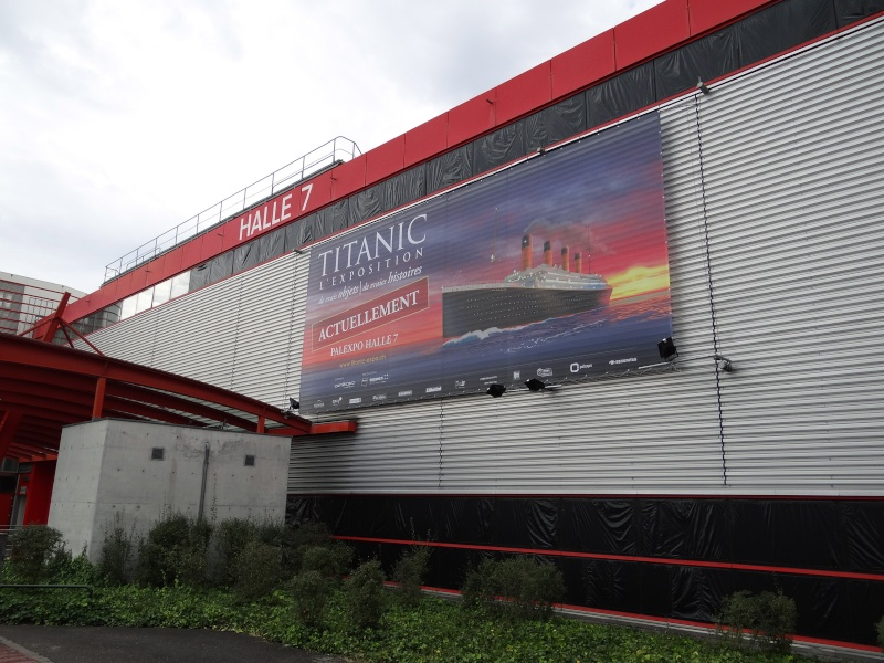 Expo Titanic à Genève du 10 octobre 2014 au 1er février 2015 110
