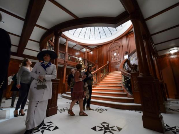 Expo Titanic à Genève du 10 octobre 2014 au 1er février 2015 20141010