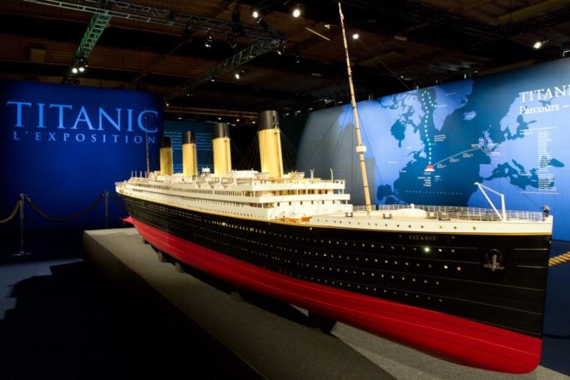 Expo Titanic à Genève du 10 octobre 2014 au 1er février 2015 Incont10