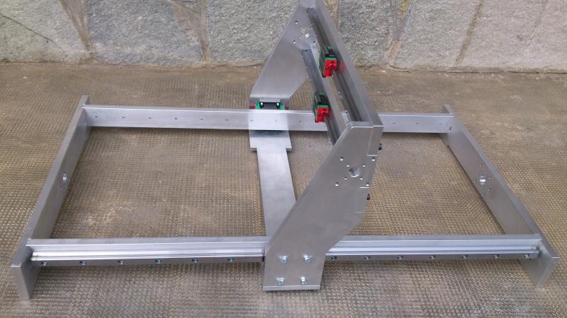 La mia Fresa 4 Assi CNC Homemade Dsc_0218