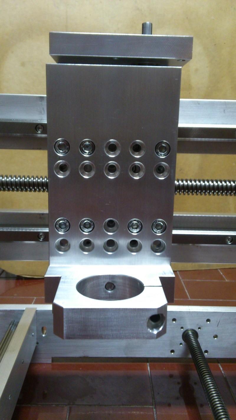 La mia Fresa 4 Assi CNC Homemade Dsc_0311