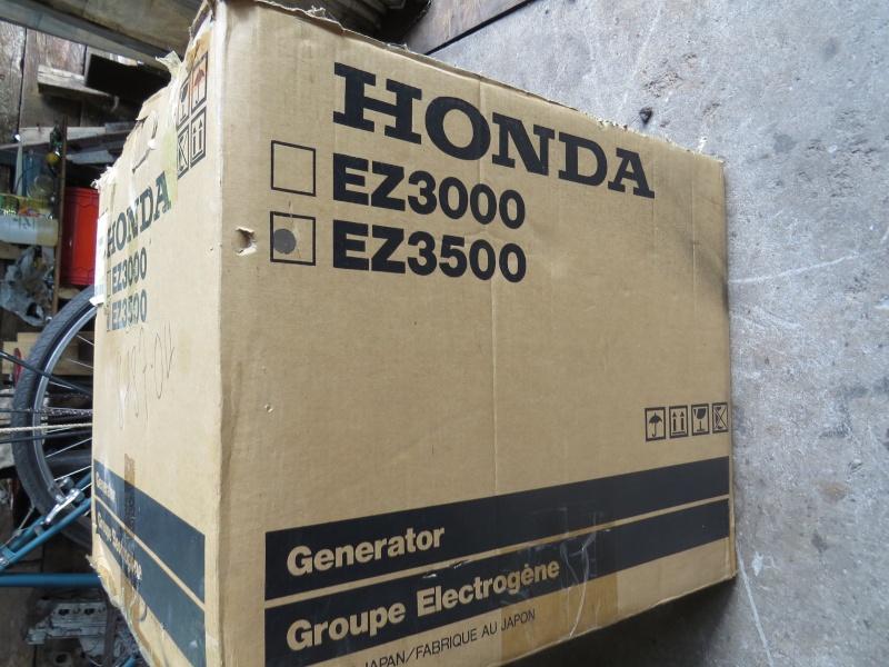 VENDU - Génératrice EZ3500 Honda a vendre  Img_7012