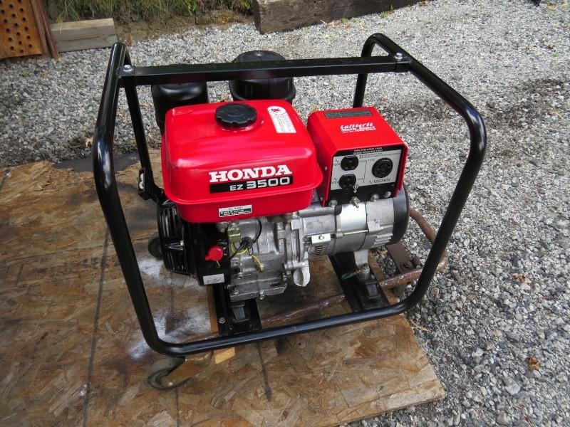 VENDU - Génératrice EZ3500 Honda a vendre  Img_7013