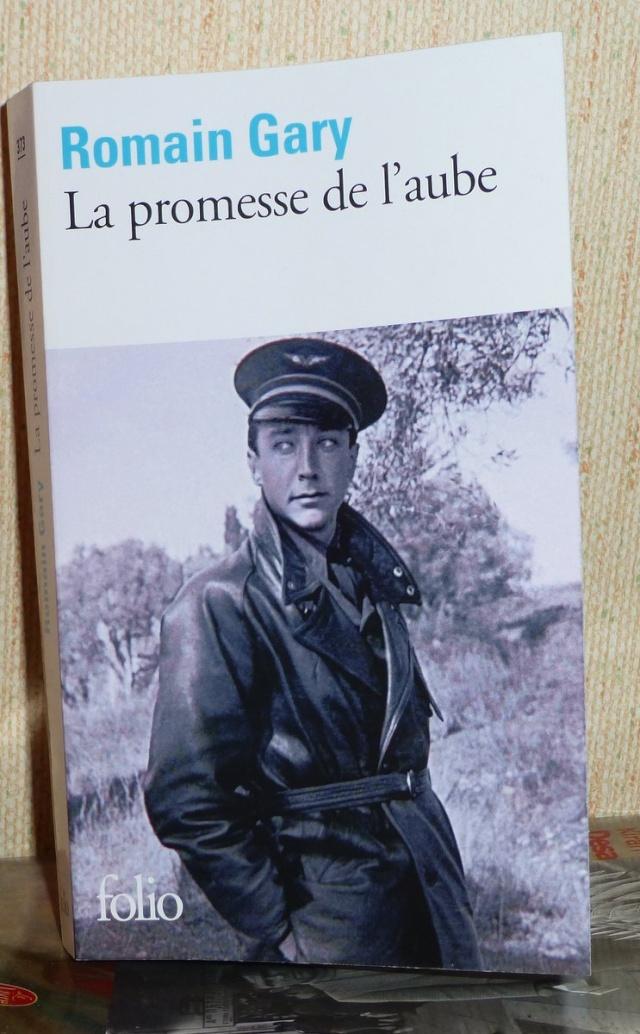 La promesse de l'aube, de Romain Gary Parisl10