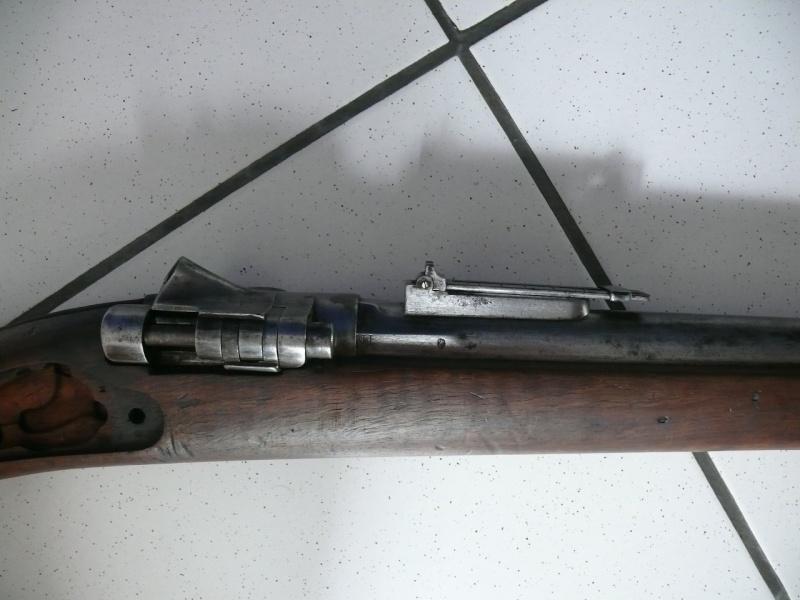 Une carabine de chasseur 1859 modifiée 1867 ? 09911