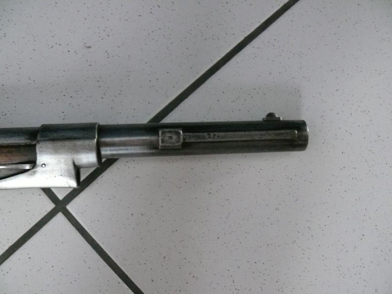 Une carabine de chasseur 1859 modifiée 1867 ? 10111