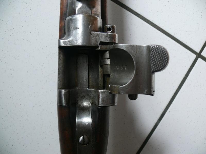 Une carabine de chasseur 1859 modifiée 1867 ? 10710