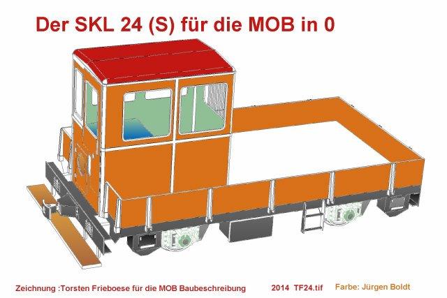 Baubericht des SKL 24(S) für Spur 0 Ft24_t11