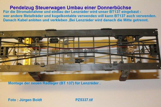 """Projekt 6-2014 - Der Pendelzug """"Anno dazumal"""" Pz533710"""