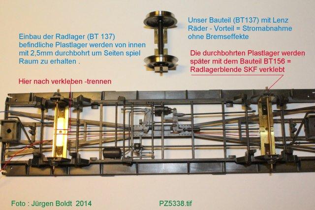 """Projekt 6-2014 - Der Pendelzug """"Anno dazumal"""" Pz533810"""
