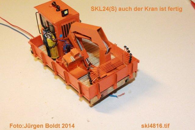 Baubericht des SKL 24(S) für Spur 0 Skl48110
