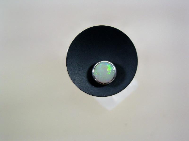 Bague opale argent oxydé Dsc01410