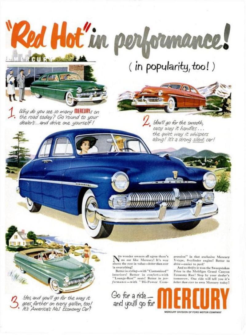 publicités vintage us  - Page 3 1950_m10