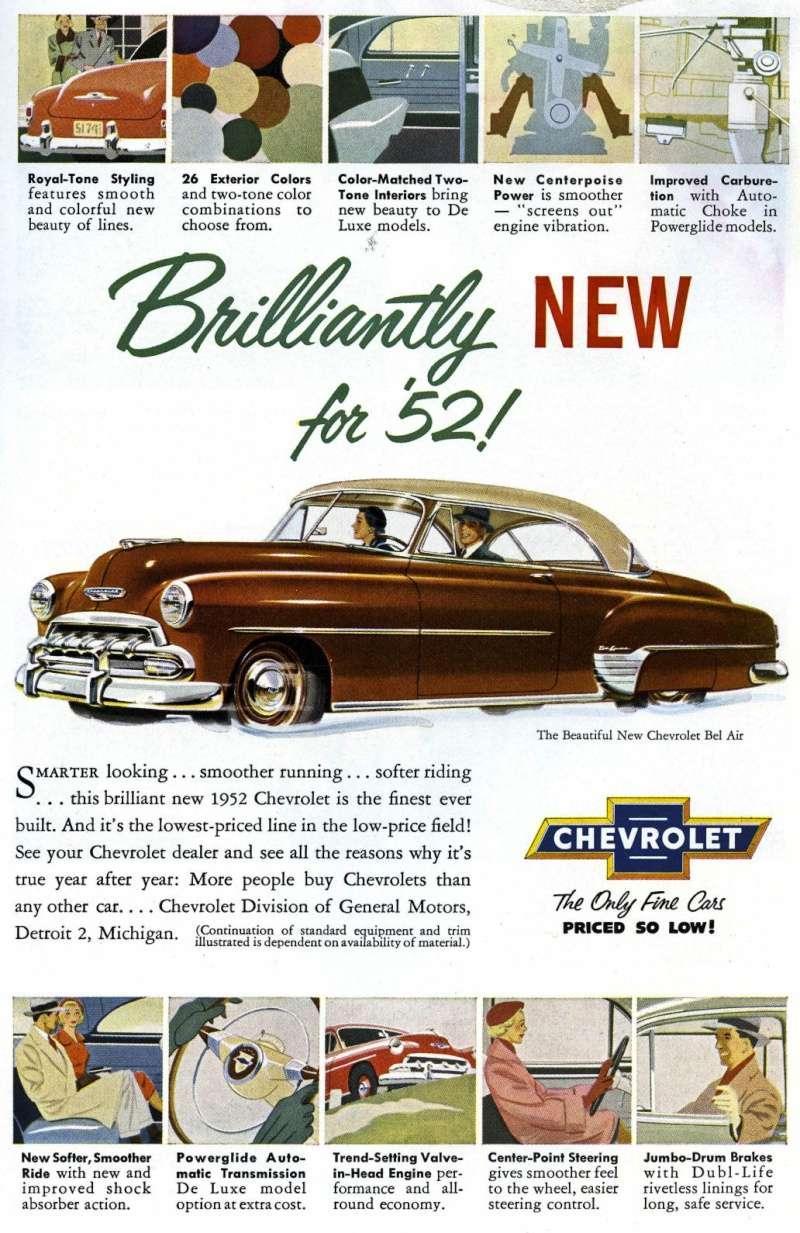 publicités vintage us  - Page 3 1952_c10