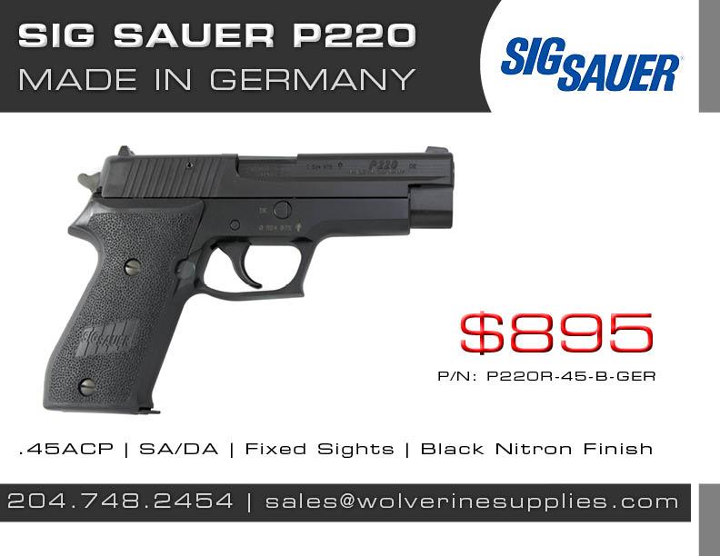 sig p220R vs P220-1 Sigp2210