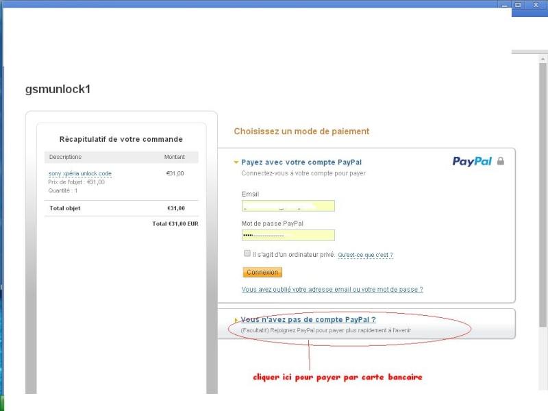 [resolu] Desimlockage Xperia U ST25i Paypal10