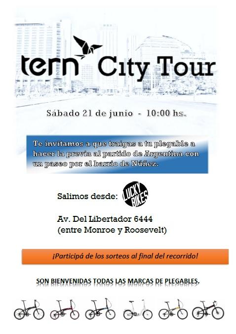 TERN CITY TOUR desde LUCKY BIKES Lucky_10