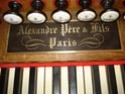 Harmoniums Alexandre Pere & Fils Dsc07630