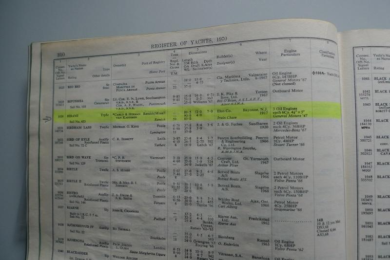 Vedette US Elco 1917 P1040112
