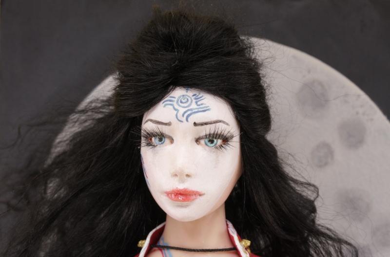Princess Moon - A tribute to Luis Royo Img_5911