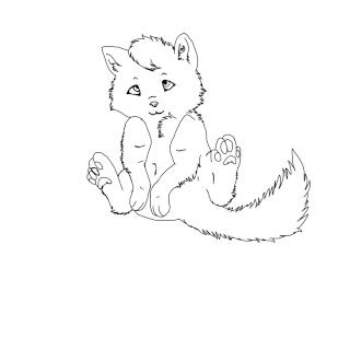 Chibi Wolf tutorial Tuto_610