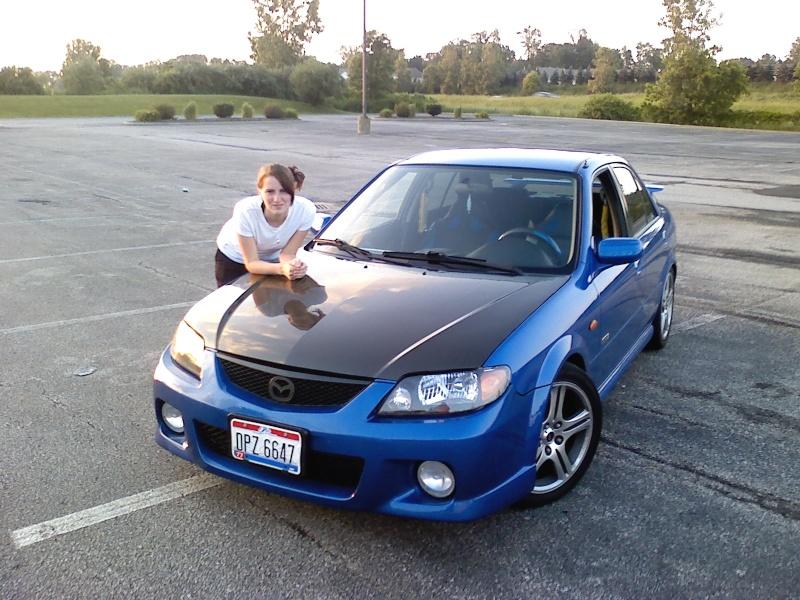 Mazda Protege MP3 2001 06011013