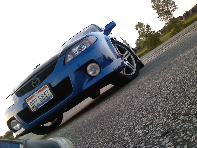 Mazda Protege MP3 2001 06011014