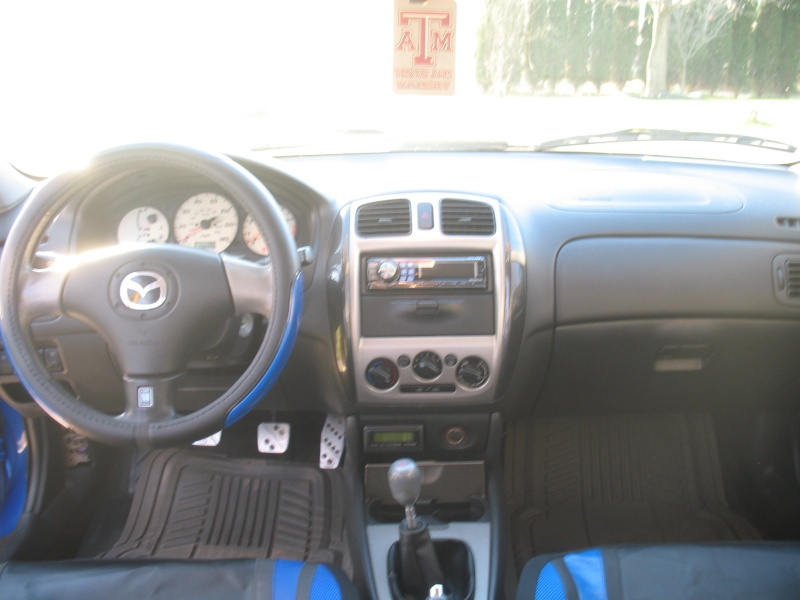 Mazda Protege MP3 2001 Img_3610