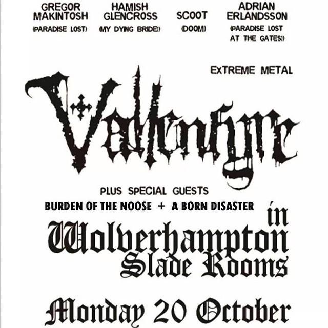 Wolverhampton - Slade Rooms (UK) October 20 - 2014 10735210
