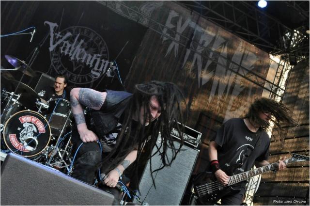Obscene E.F - Trutnov (Czech Republic) July 19 - 2014 Band10