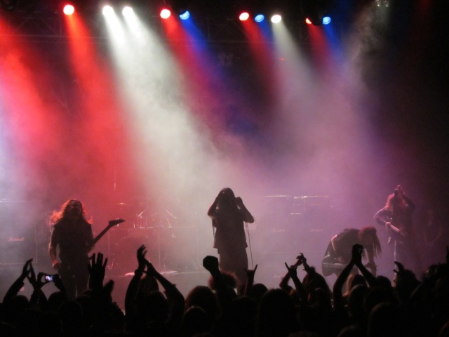 Boltfest - HMV Forum London (UK) April 07 - 2012 Band13