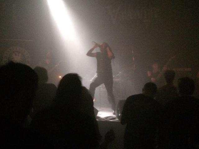 Munich - Kranhalle (Germany) October 11 - 2014 Greg_e19