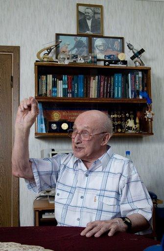 Décès d' Oleg Ivanovsky, concepteur du vaisseau Vostok (1922-2014) Ivanov10