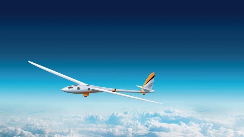 "Perlan II, le planeur ""spatial"" de Airbus et Perlan Project Perlan11"