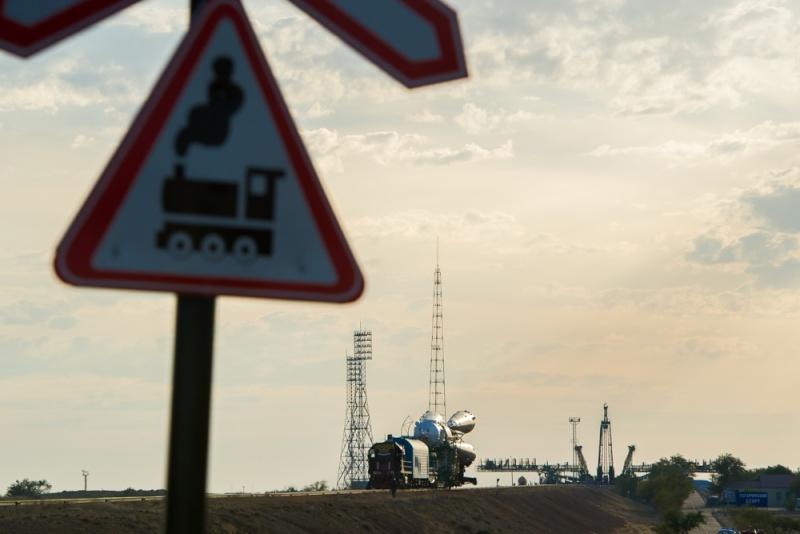 Lancement Soyouz-FG / Soyouz TMA-14M - 25 septembre 2014 - Page 3 Soyuz101