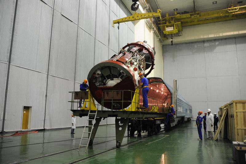 Lancement Soyouz-FG / Soyouz TMA-14M - 25 septembre 2014 - Page 2 Soyuz_64