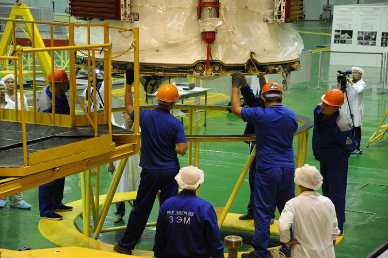 Lancement Soyouz-FG / Soyouz TMA-14M - 25 septembre 2014 - Page 2 Soyuz_68