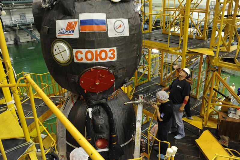 Lancement Soyouz-FG / Soyouz TMA-14M - 25 septembre 2014 - Page 2 Soyuz_71