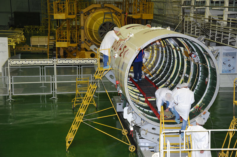 Lancement Soyouz-FG / Soyouz TMA-14M - 25 septembre 2014 - Page 2 Soyuz_72