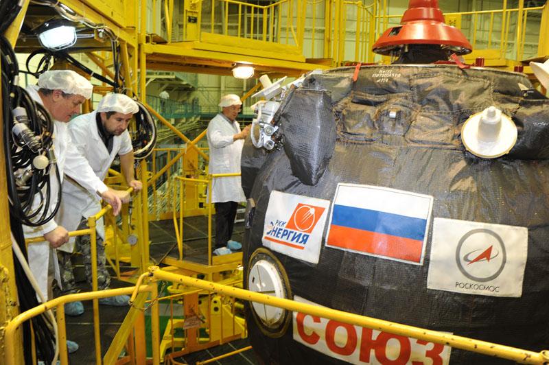 Lancement Soyouz-FG / Soyouz TMA-14M - 25 septembre 2014 - Page 2 Soyuz_73