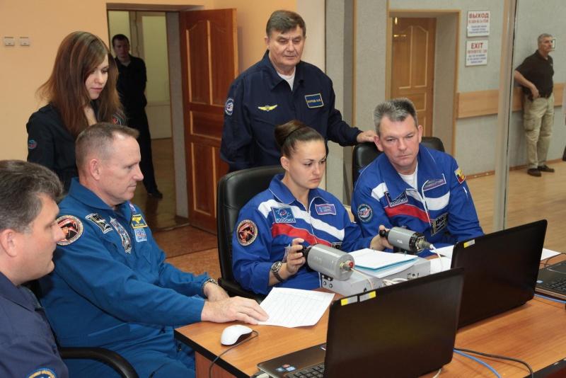 Lancement Soyouz-FG / Soyouz TMA-14M - 25 septembre 2014 - Page 2 Soyuz_87